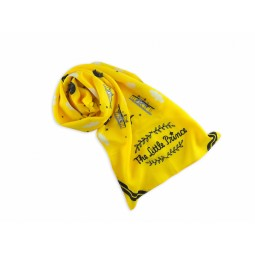 小王子絲巾 (黃色)