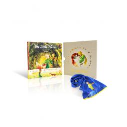 《小王子電影故事書》 一套2本 (繁中,英文) 送 小王子絲巾