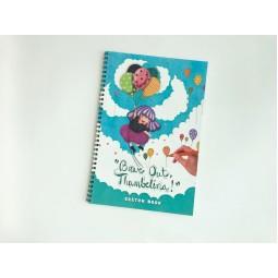 Thumbelina 畫簿
